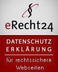 Datenschutzerklärung -Siegel